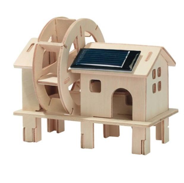 en test le moulin solaire anim. Black Bedroom Furniture Sets. Home Design Ideas