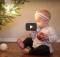 Noël avec bébé