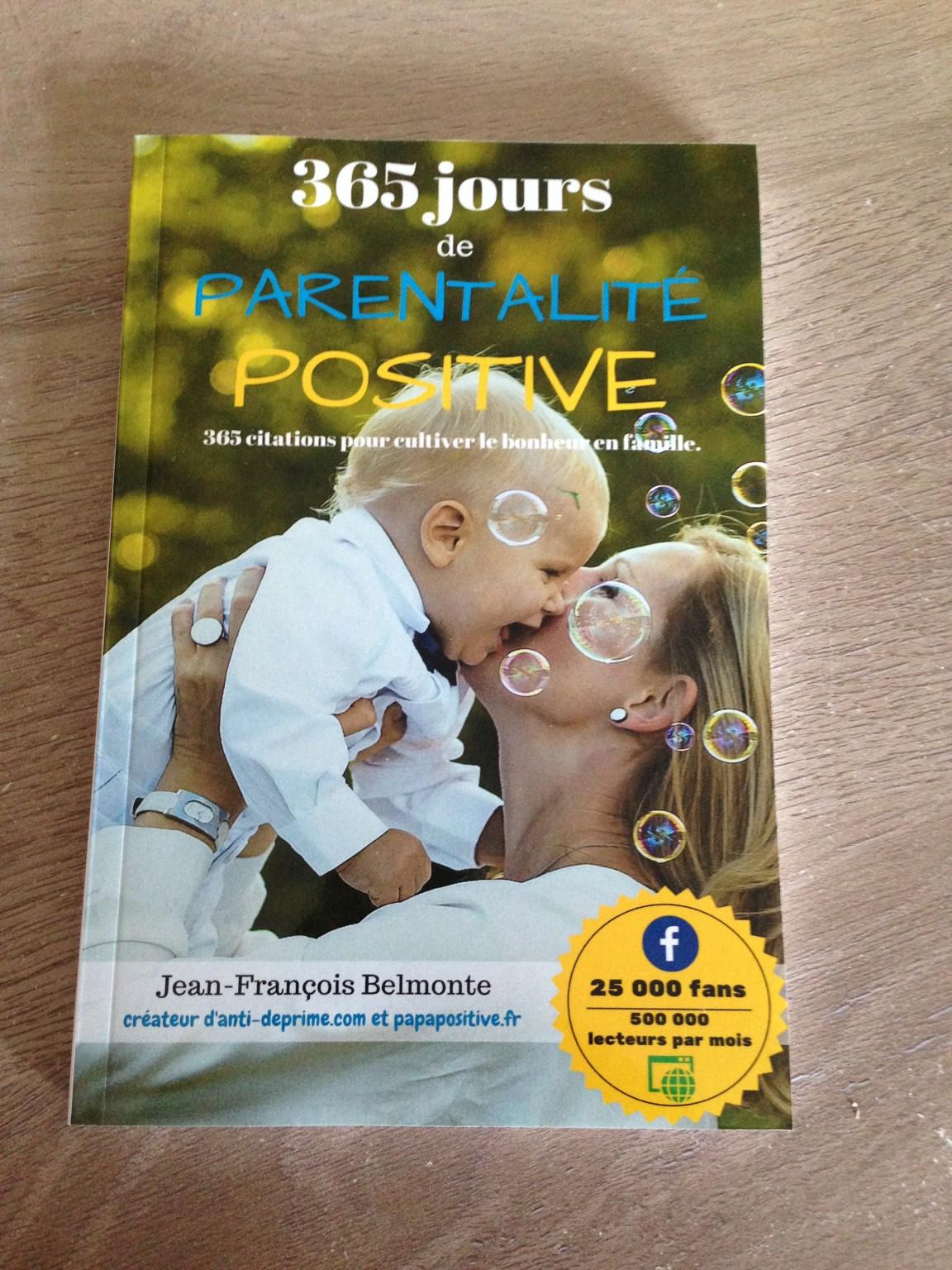 365 jours de parentalité positive