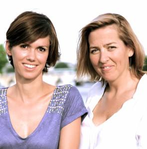 Anne et Géraldine