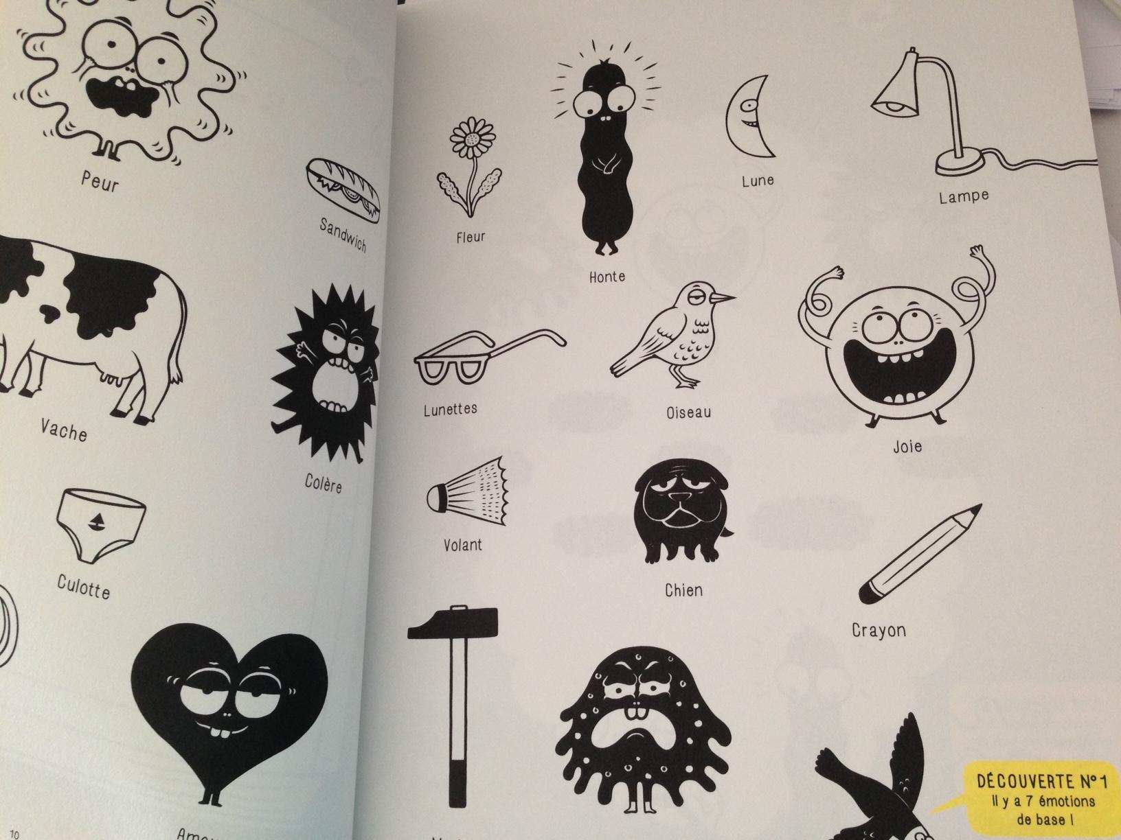 Les cahiers filliozat émotions