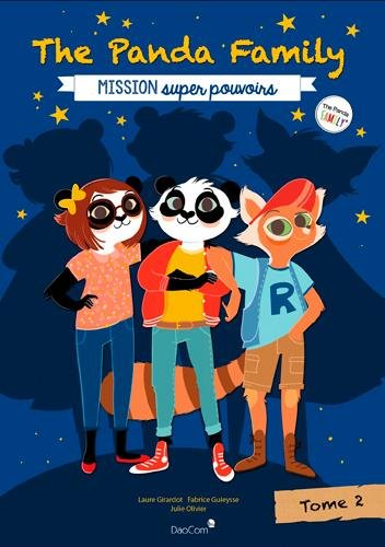 panda family mission super pouvoirs