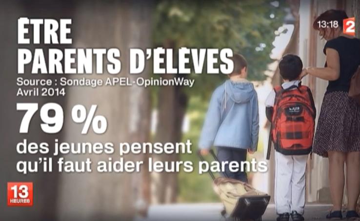 aider les parents