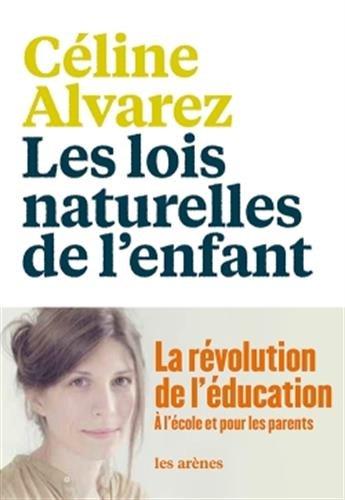 Le livre évènement de Céline Alvarez