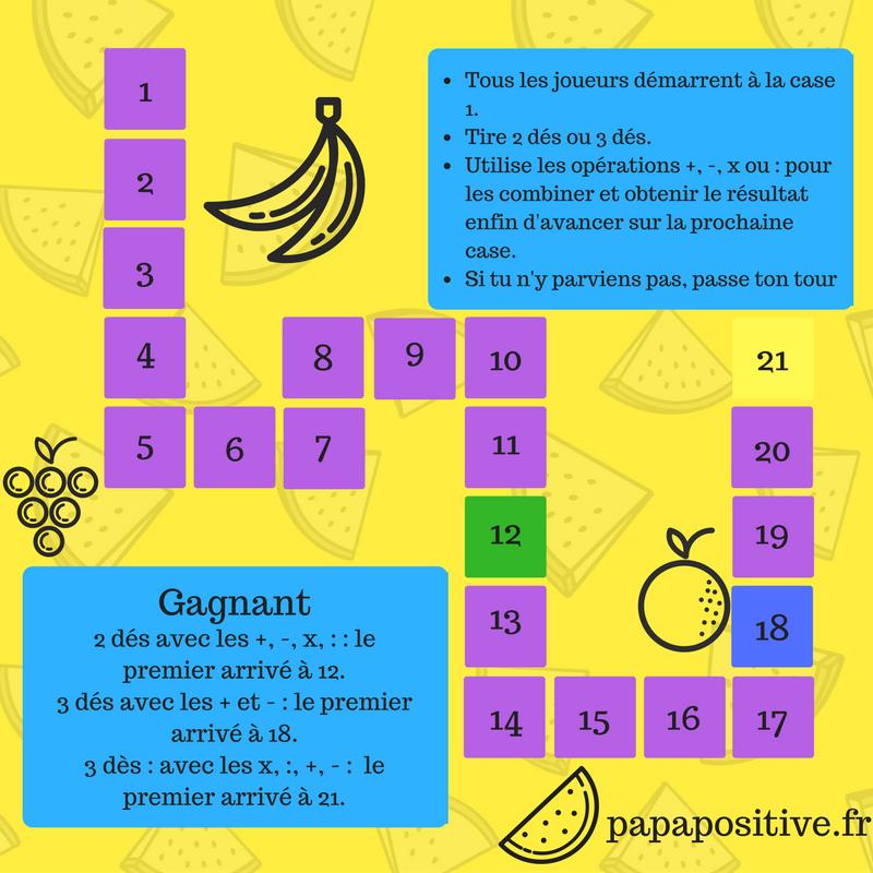 Un jeu pour apprendre maitriser les op rations addition - Comment faire retenir les tables de multiplication ...
