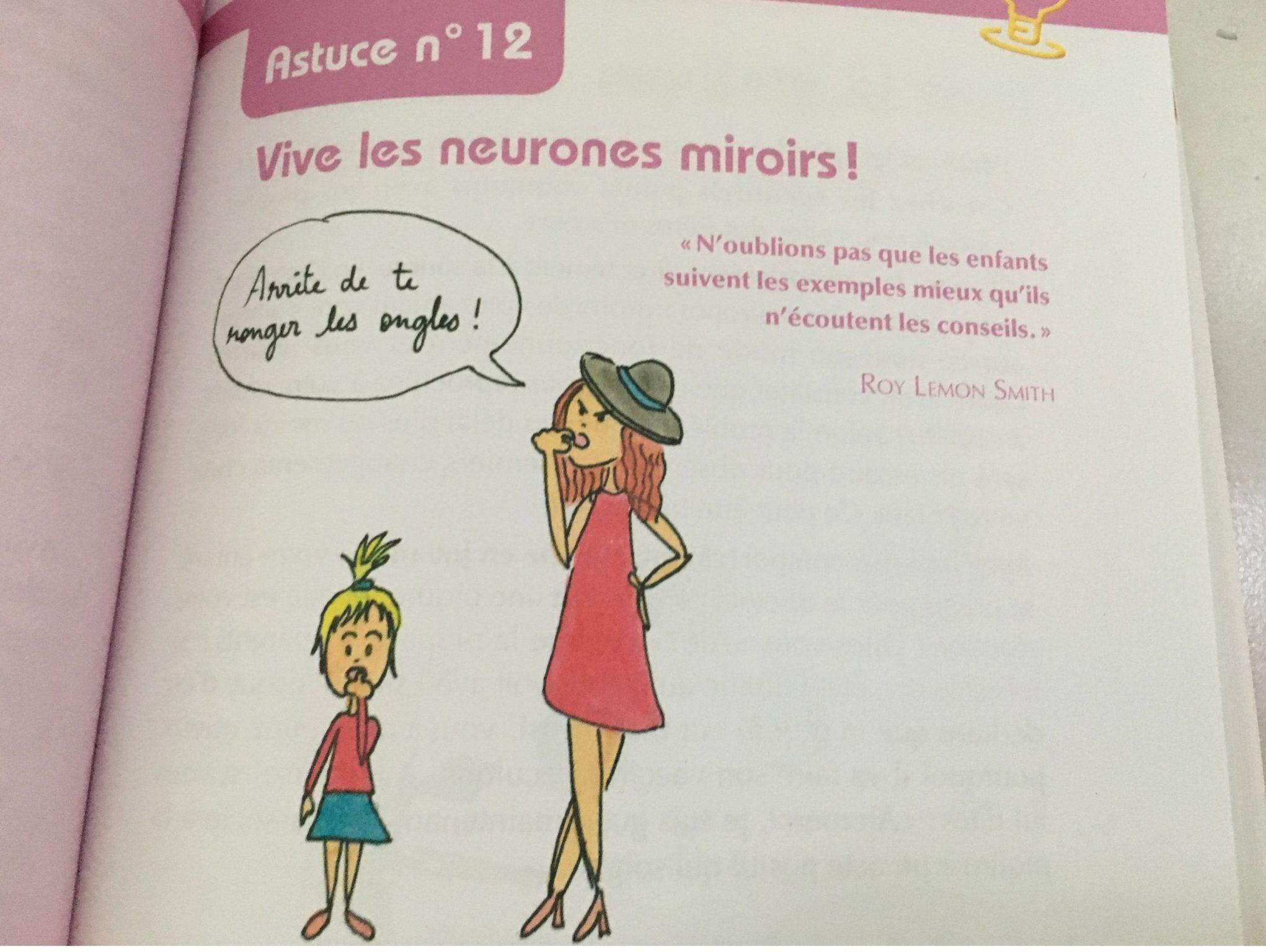 Astuce se servir des neurones miroirs pour faciliter la for Neurones miroir