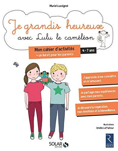 Un cahier d'activités pour rendre les enfants heureux !
