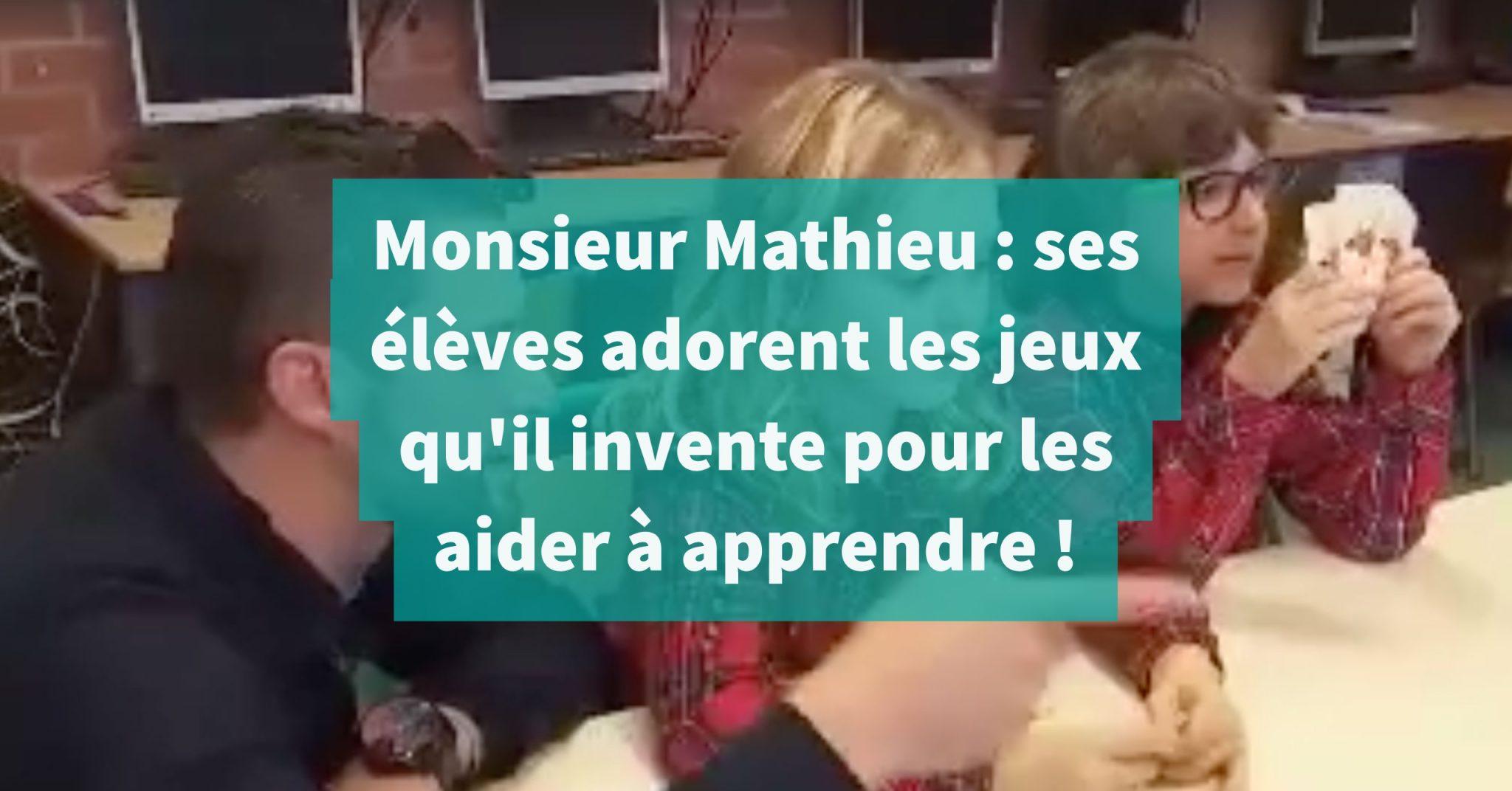 Monsieur Mathieu