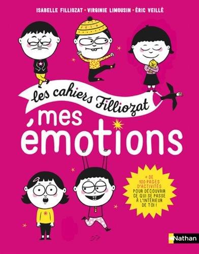 Un cahier d'activités pour aider les enfants à mieux comprendre et exprimer leurs émotions