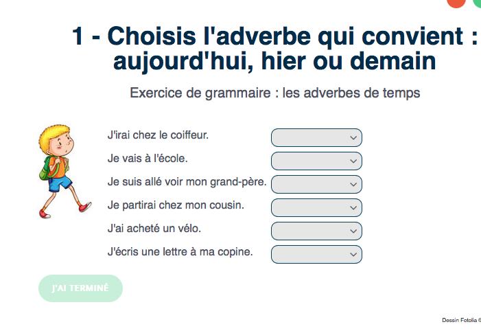 Exceptionnel Un site gratuit pour apprendre le français (de la maternelle à la  XB99