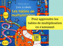 Ecole archives papa positive for Methode pour apprendre table multiplication