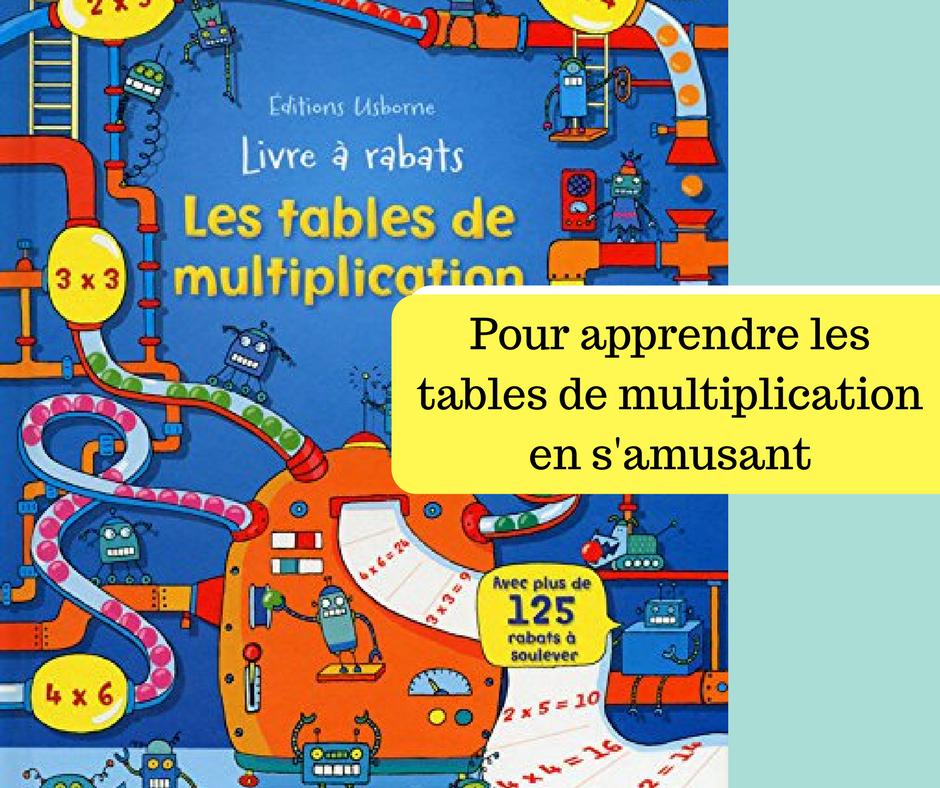 Pour apprendre les tables de multiplication en samusant - Site pour apprendre les tables de multiplication ...