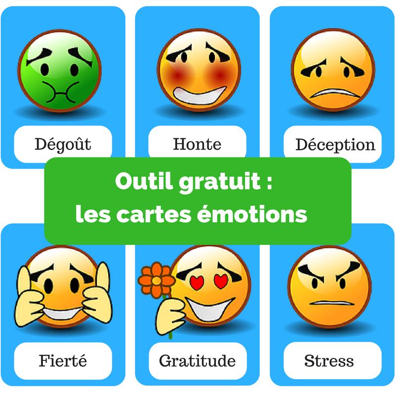 Outil gratuit les cartes motions ressources suppl mentaires - Image de smiley a imprimer ...