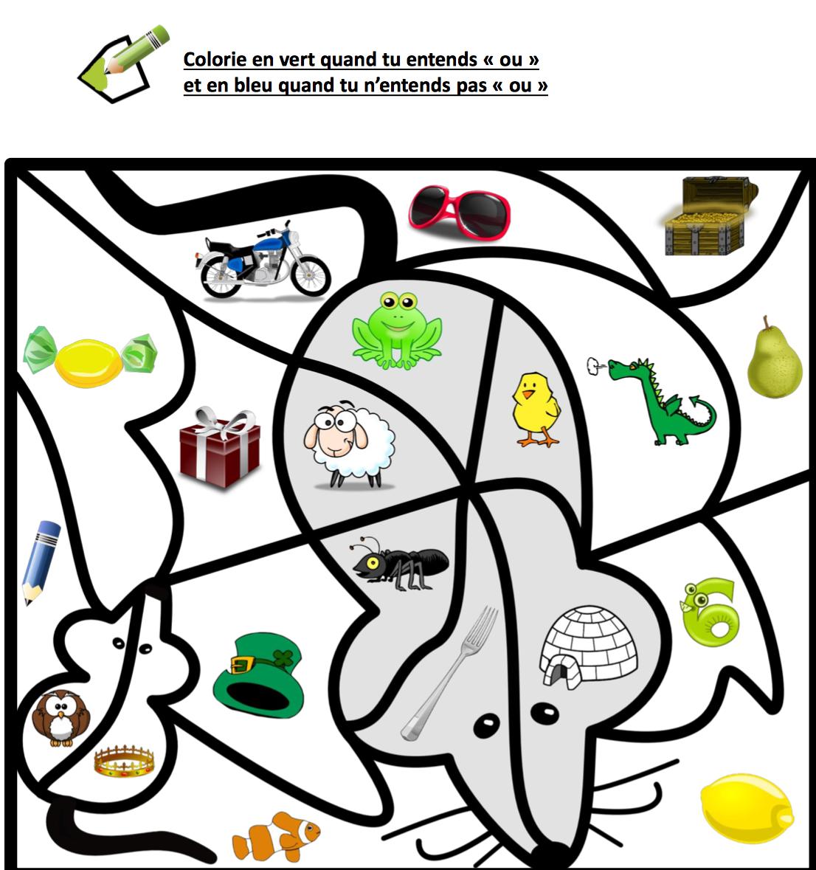 Outil éducatif gratuit : Des coloriages magiques à imprimer