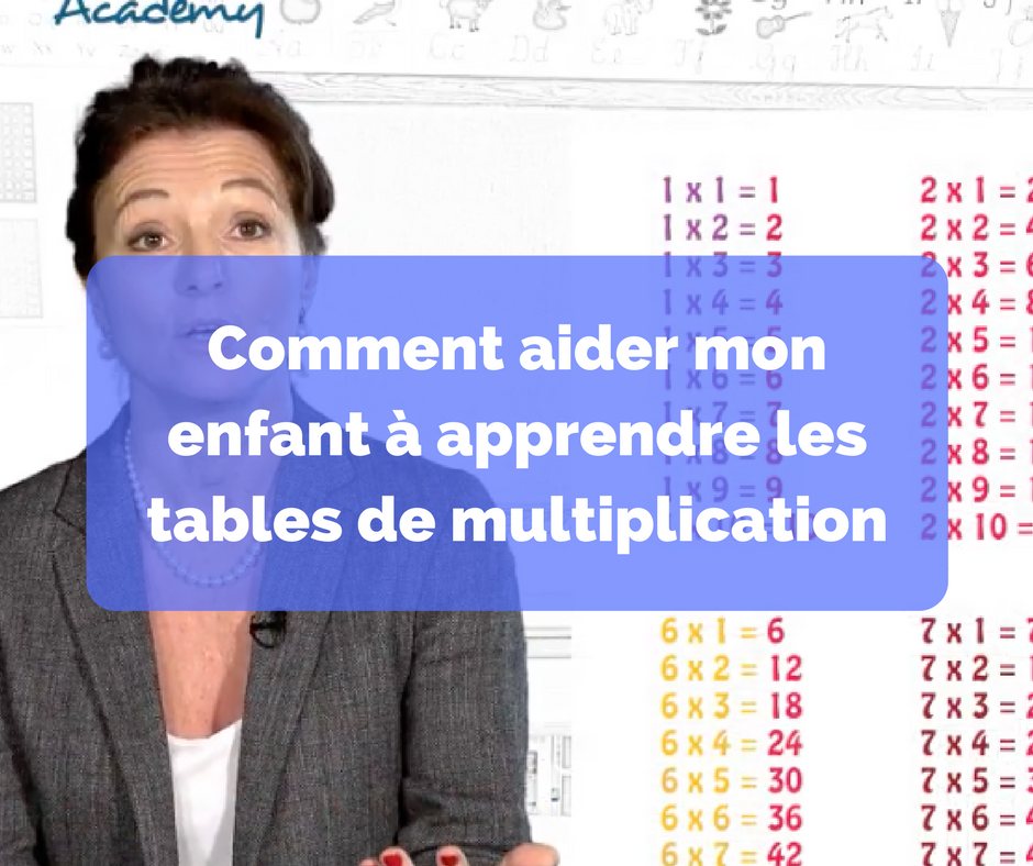 Periodic table les tables de multiplications periodic for Comment apprendre les tables de multiplication en jouant
