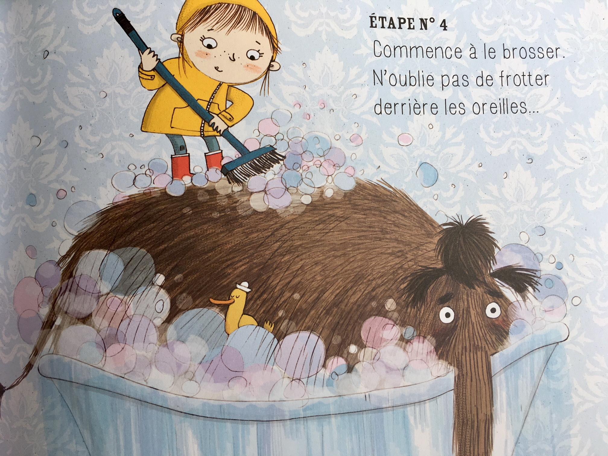 Comment Bien Laver Son Mammouth Laineux Un Livre Amusant Et Utile