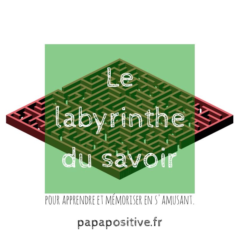le labyrinthe du savoir