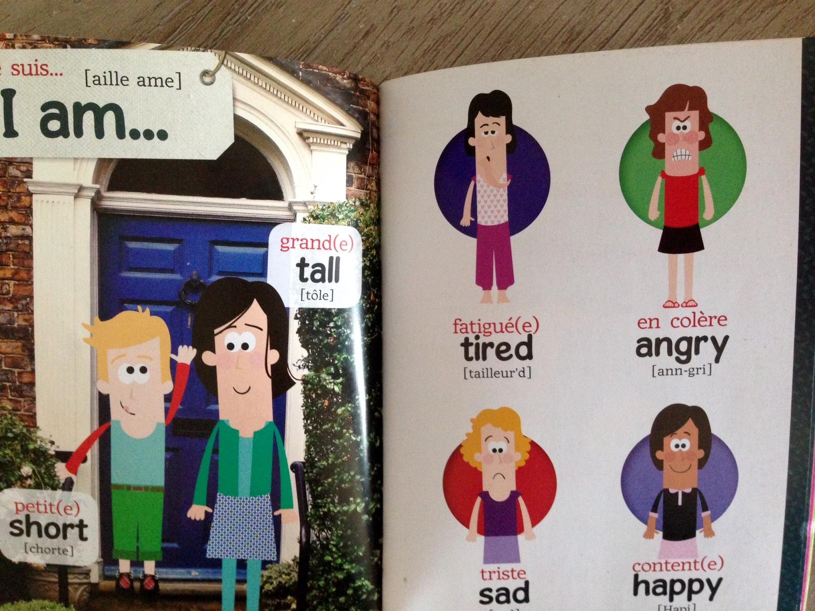 guide de conversation des enfants