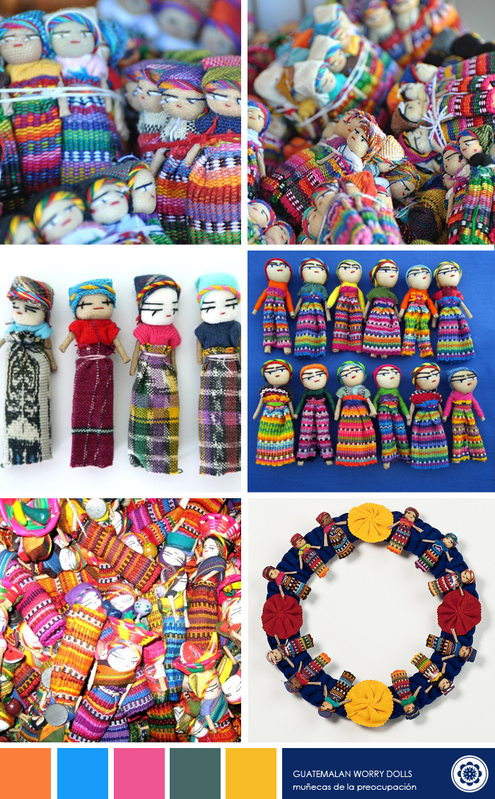 Guatemalan-Worry-Dolls