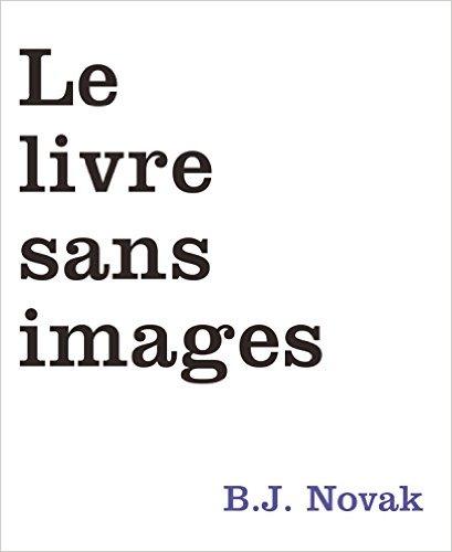 livre sans images