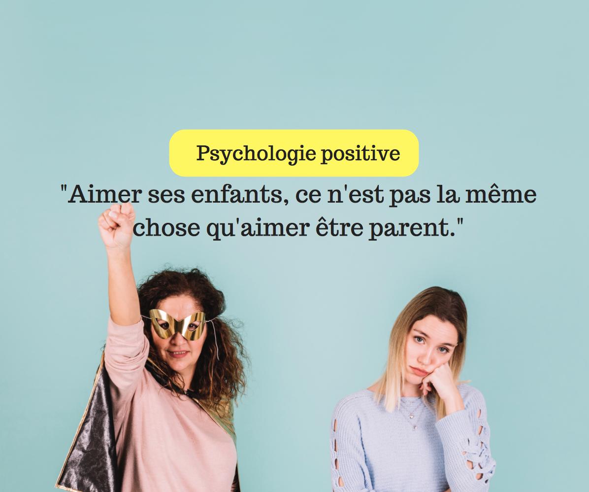Comment être Parents Et Heureux