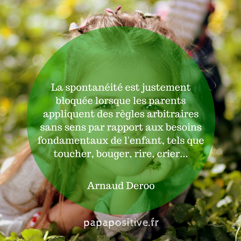la conscience estime de soi Arnaud Deroo