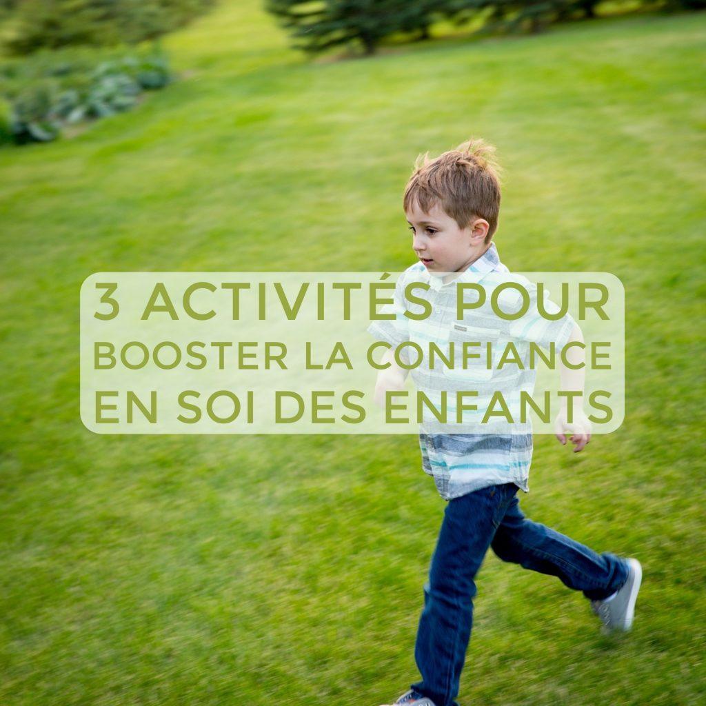 3 activités pour booster la confiance en soi des enfants