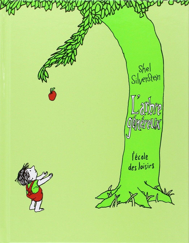 L'arbre généreux chronique Shel Silverstein