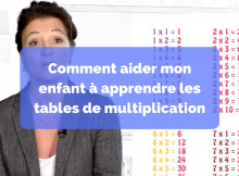 Vid os archives page 3 sur 53 papa positive - Comment apprendre ses tables de multiplication ...