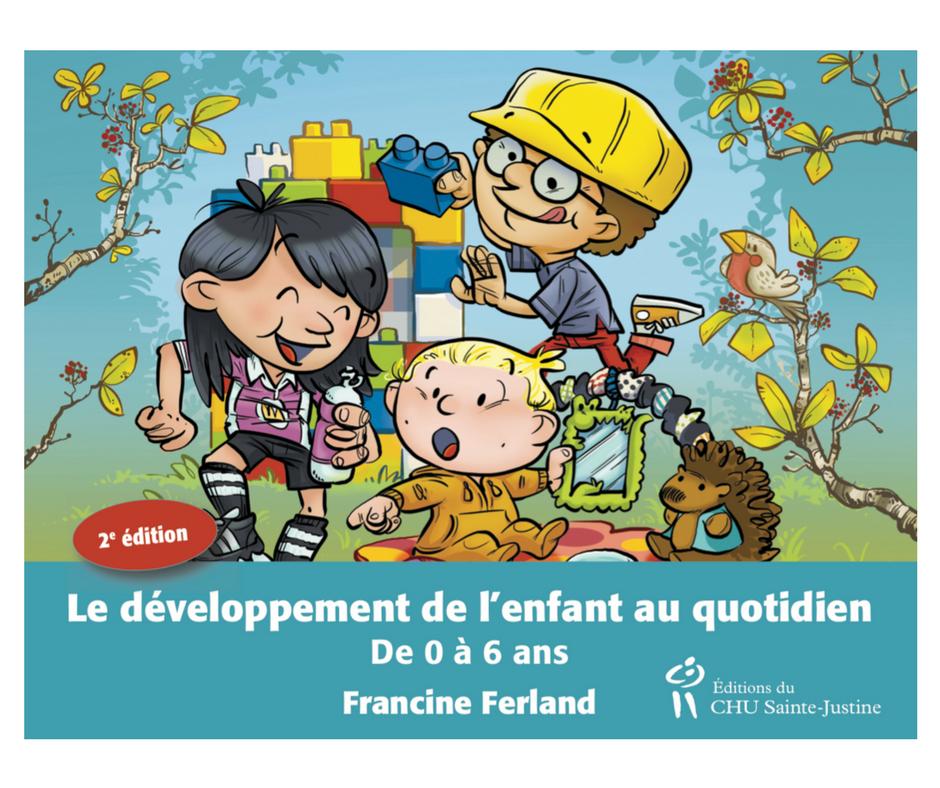 PDF gratuit : Le développement de l'enfant au quotidien