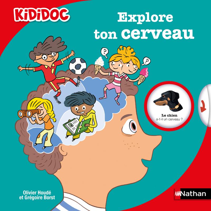 Nouveau : le cerveau expliqué aux enfants