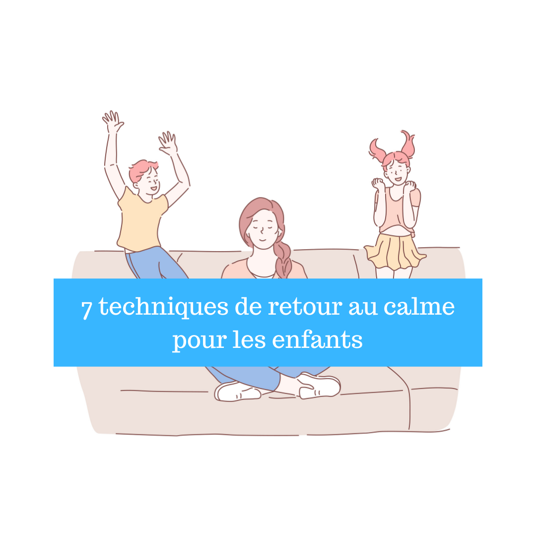 7  techniques de relaxation pour les enfants