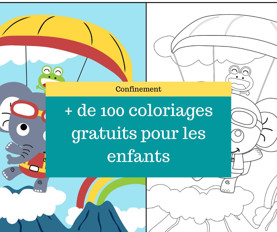 Des Centaines De Coloriages Gratuits Pour Les Enfants