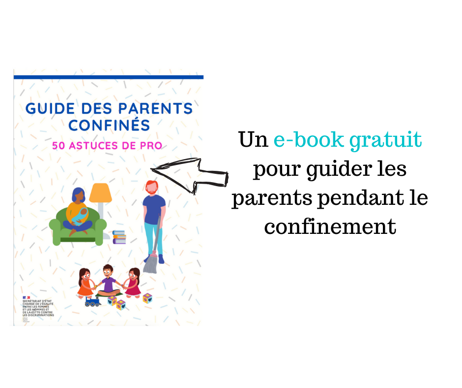 Le guide des parents confinés (PDF gratuit)