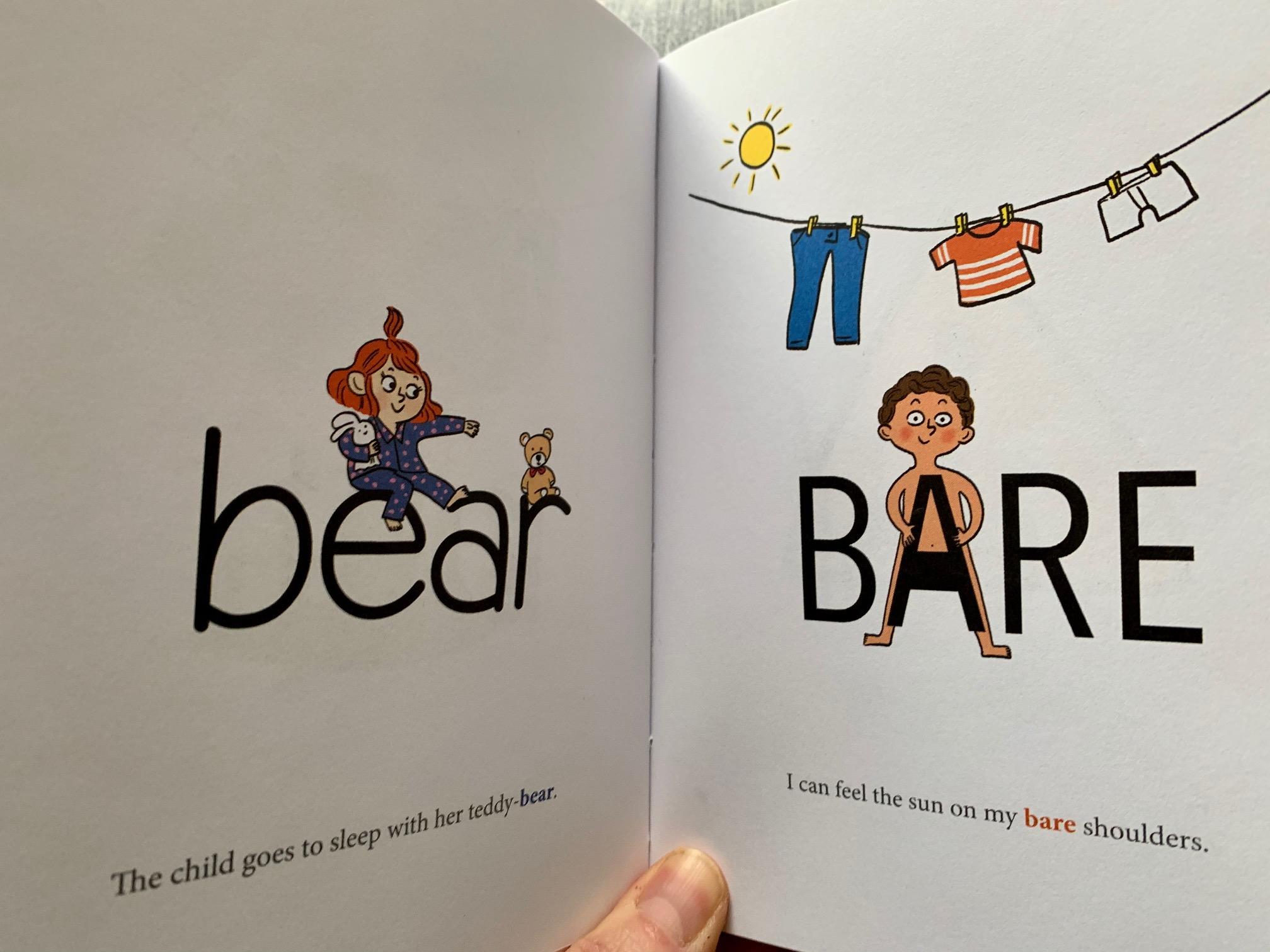 Un livre génial pour progresser en orthographe en anglais