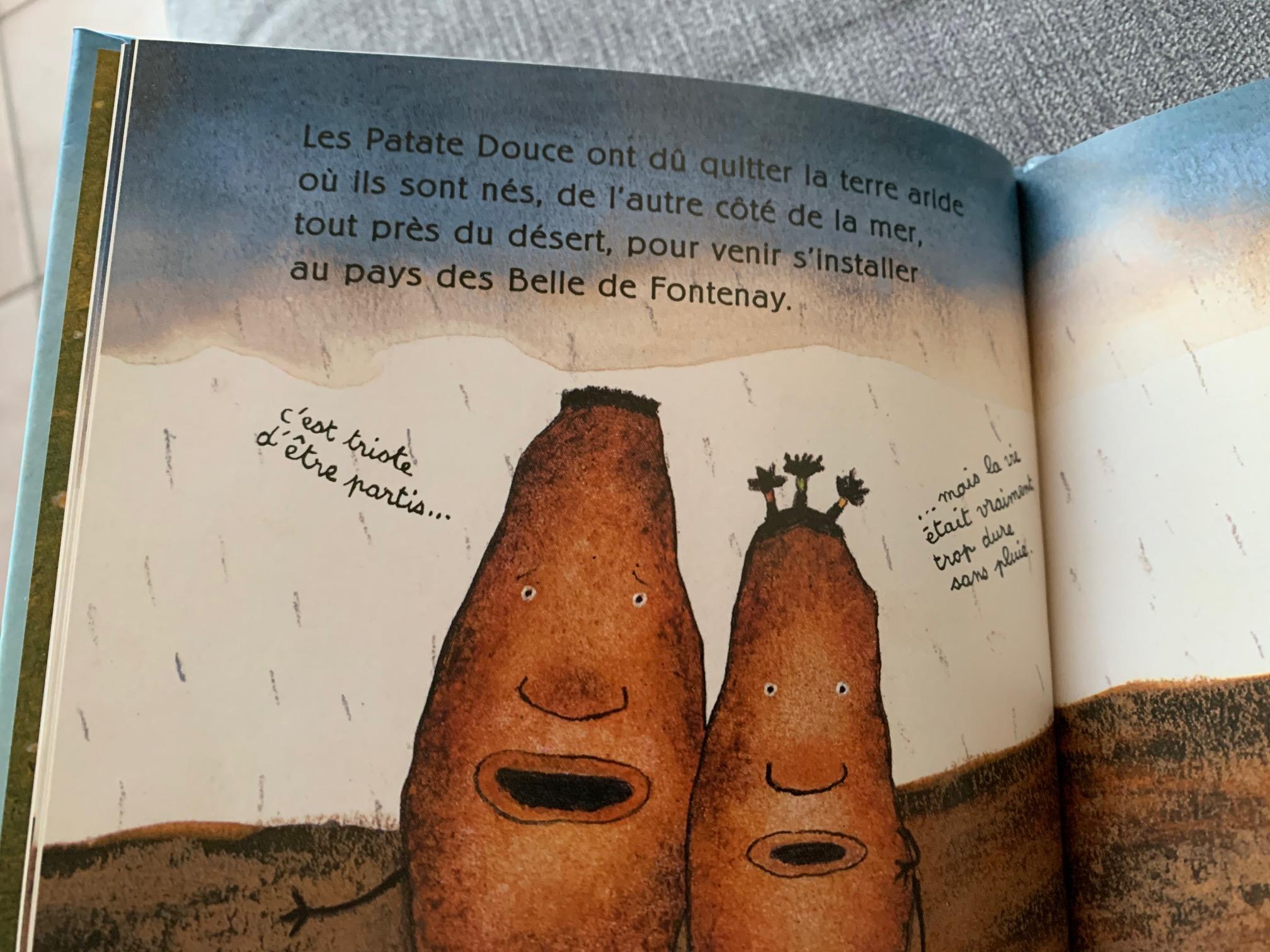 diverse stiluri frumuseţe stiluri de moda Patates ! Un livre pour sensibiliser les enfants au racisme - Papa positive  !